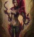 zyra rise of thorns by kittrix d5hzb69