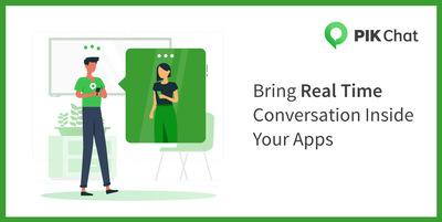 Pickchat Instant Messaging App