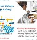 WordPress Website Design Sydney