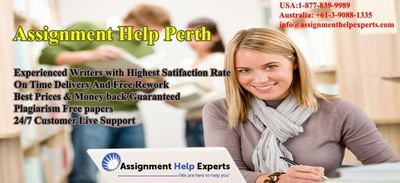 Assiignment Help perth