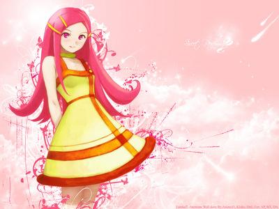 anemone eureka seven pink yuji