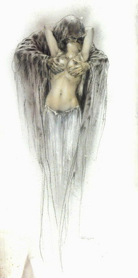 luis royo prohibited book