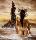 luis royo prohibited book2 iii milleniums lighthouse
