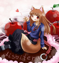 cake horo spice and wolf