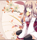 animal ears tagme tail thighhighs