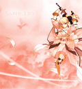 fate stay night pink saber saber lily